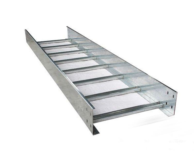 Stepped cable tray